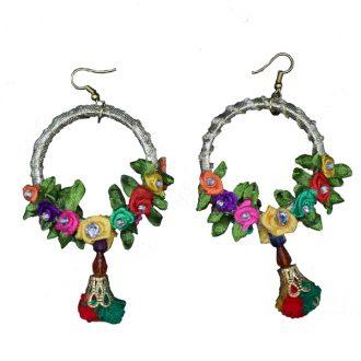 be0fa837f gota earrings Archives - Gendha Phool
